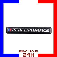 Stickers BMW  M performance Motorsport sport Logo ///M 3D Autocollant Emblème