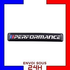 Stickers BMW  M performance Motorsport sport Logo ///M 3D Autocollant Emblème