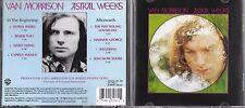 CD 8T VAN MORRISON ASTRAL WEEKS IN THE BEGINNING / AFTERWARDS DE