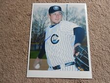 Joel Hanrahan Columbus Clippers Minor League Baseball Autographed 8 x 10 Photo