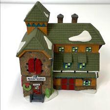 Dept 56 New England Village - McGrebe Cutters & Sleighs 56405 Retired Brand New