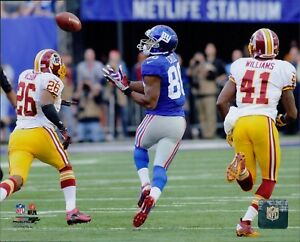 Victor Cruz New York Giants Licensed NFL Unsigned Glossy 8x10 Photo A