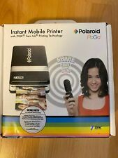 Polaroid POGO CZA-20011B Instant Mobile Printer with Zink and Photo paper
