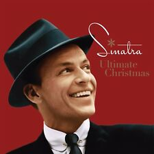 Frank Sinatra ULTIMATE CHRISTMAS Best Of 20 Holiday Songs MUSIC New Vinyl 2 LP