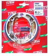 Honda MB 50 80 S 1980 - 84 TRW-Lucas Bremsbacken brake shoes hinten mFed MCS804