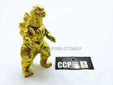 "CCP ""Not for Sale""  Godzilla vs Destoroyah GODZILLA Soft Vinyl Figure Gold ver."