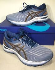 Asics Gel-Nimbus 22 Men's Size 9 4E Glacier Grey Athletic Running Shoes X5-658