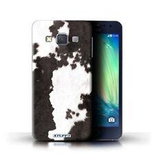 Étuis, housses et coques noirs Samsung pour téléphone mobile et assistant personnel (PDA) à motifs