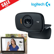 Logitech C525 Webcam Foldable HD 720P Video Calling Computer Web Camera HD Mic
