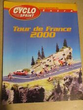 VELO : GUIDE DU TOUR DE FRANCE : 2000 : CYCLO SPRINT