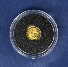 "1990 China 1g Gold 10 Yuan coin ""Dragon & Phoenix"" in Capsule with COA   (G6/9)"