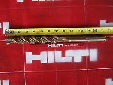 "Hilti Te-Yx 7/8"" x 13""Sds Max,Preowned,Mint Cond,Hilti Pencil Free Fast Shipping"