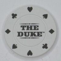 The Duke John Wayne Poker Chip