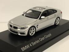 BMW 4 F36 GC Glacier Silver 1:43 Scale Paragon 2348791