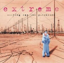 Audio CD - EXTREME - Waiting for the Punchline - USED Like New (LN) WORLDWIDE