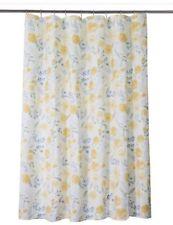Threshold Floral Yellow Shower Curtain Nwop