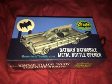 Batman Batmobile 1966 TV Series George Barris Metal Car Bottle Opener Magnet 4""