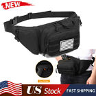 Mens Tactical Ultimate Fanny Pack Holster Concealed Carry Pistol Pouch Waist Bag
