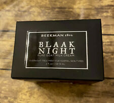 New SUPERSIZE 🔥2 Oz Beekman 1802 Blaak Night Pure Goat Milk Face Facial Cream