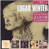 Edgar Winter - Original Album Classics (2011) 5cd BOXSET