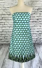 Lilly Pulitzer Bowen Strapless Dress Lined Size 6