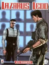 fumetto LAZARUS LEDD editoriale STAR COMICS (formato BONELLI) numero 130