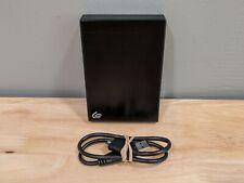 Seagate Backup Plus 5TB Portable Hard Drive HDD - Black (STHP5000400)
