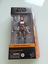 "Star wars Black Series 6"" Figure BO-KATAN KRYZE The Mandalorian"