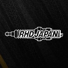 Calcomanía Adhesivo JDM RHD Japón logo drift Japón coche postura Racing