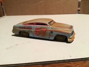 1951 mercury blue Jada toys for sale unrestored barn find 1/64 loose