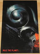 Planet of the Apes Movie 2001 Promotional/Promo Item Tim Burton Mark Wahlberg