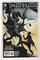 """Injustice Issue #7 """"Gods Among Us Year Four"""" DC Comics"""