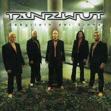 Tanzwut - Labyrinth Der Sinne [New CD]