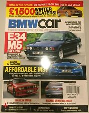 BMW Car Magazine March 2019 E34 M5 Buying Guide