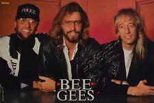 BEE GEES - A3 Poster (ca. 42 x 28 cm) - Robin Gibb Clippings Fan Sammlung NEU