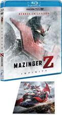 MAZINGER Z INFINITY BLU RAY + DVD + POSTAL EXCLUSIVA NUEVO ( SIN ABRIR )