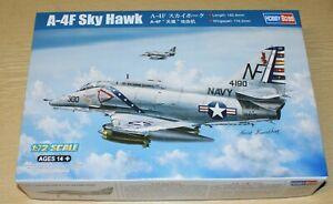 A-4F Sky Hawk in 1/72 von Hobby Boss