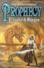 Prophecy by Elizabeth Haydon (2000, Hardcover)