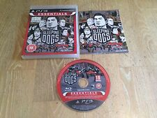 Sleeping Dogs PS3 (Sony PlayStation 3, 2012) - FREE POSTAGE