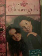 Gilmore Girls: Season 5 DVD brand New