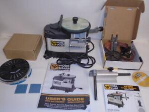 WORK SHARP WS3000 Tool Sharpening system