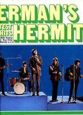 HERMAN HERMITS greatest hits NEAR MINT LP GERMANY