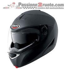casque moduler moto scooter CABERG modus noir mat noir mat casque casque