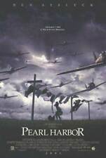 Pearl Harbor Laundry Orig Movie Poster Dbl Sided 27x40