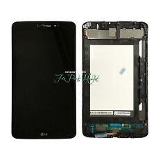 Light Leak White Spot/LCD Display Assembly For LG G pad 8.0 Verizon VK810