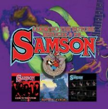 Samson - Look To The Future / Refugee / PS... [CD]