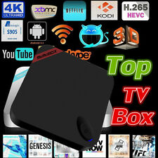 Memobox Max mx 2G/16G Android 5.1 Smart 3D 4K Quad Core TV BOX KODI HDMI WiFi