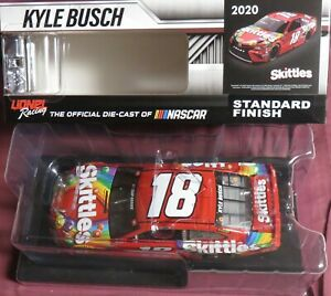 KYLE BUSCH, 1/24 ACTION 2020 TOYOTA CAMRY, #18, SKITTLES,  1 OF 504