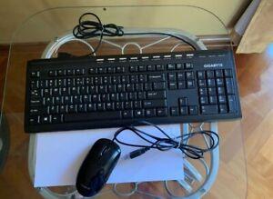 Gigabyte [KM6150] USB Keyboard and Mouse