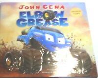 Autographed Elbow Grease by John Cena